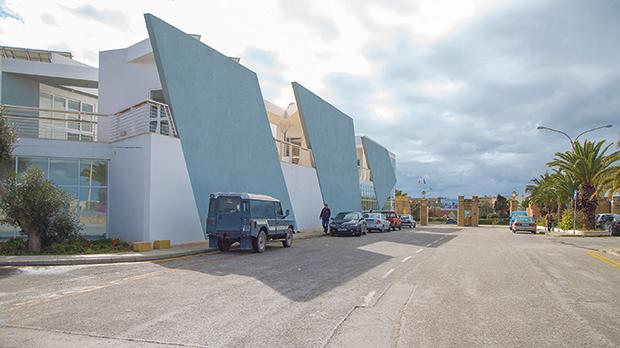 Building a medical college at the Gozo General Hospital to be used by Barts was to be completed by last July, but work has hardly begun.