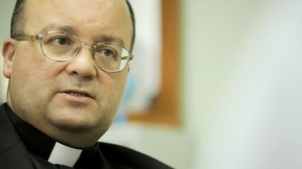 Mgr Charles Scicluna: victims deserve compensation. Photo: Matthew Mirabelli