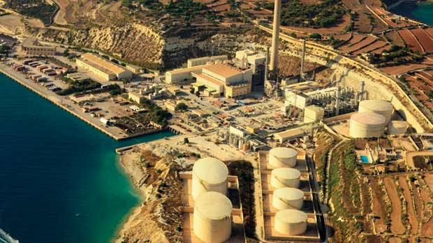 The Nationalist Party said Labour's proposed LNG tanks in Marsaxlokk would need to be twice the size suggested.