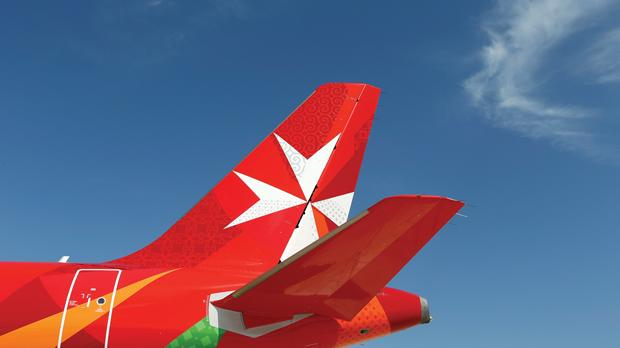 Air Malta said it would take disciplinary action against a captain.