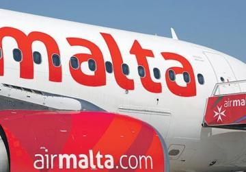 Some non-core operations at Air Malta to be hived off