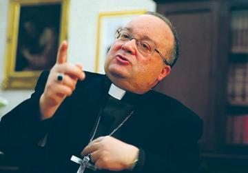 Archbishops are 'removed by the Pope, not by the editor of L-Orizzont'