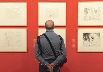 Brushstrokes of genius by Spanish artists