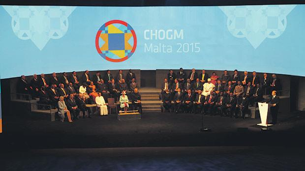 Carmel Magro made over €355,00 from CHOGM.