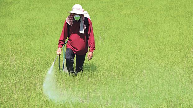 Two months ago the weedkiller glyphosate was deemed safe for public use by the European Chemical Agency.