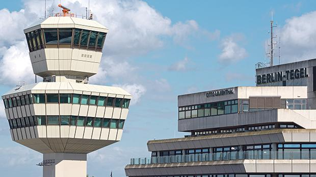 Air Malta used to fly to Tegel, Berlin's historic airport. Photo: Shutterstock