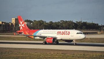 Air Malta's well-timed slots at Heathrow and Gatwick are considered to be the airline's best assets.