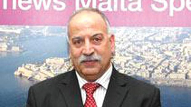 Abdulrazagh Zmirli.