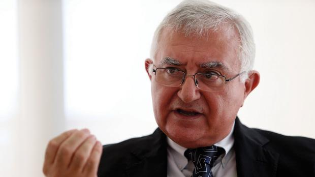 Former European Commissioner John Dalli.