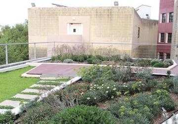 A Green Valletta, one roof at a time