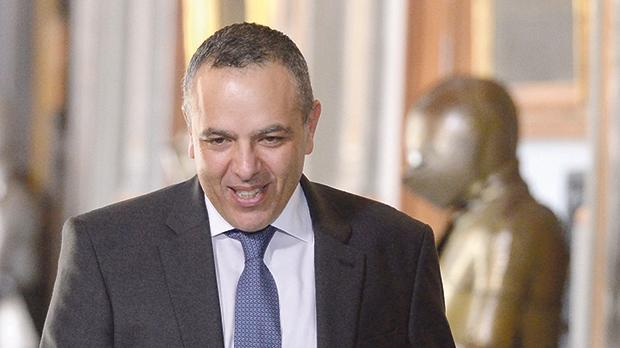 The Prime Minister's closest aide, Keith Schembri. Photo: Matthew Mirabelli