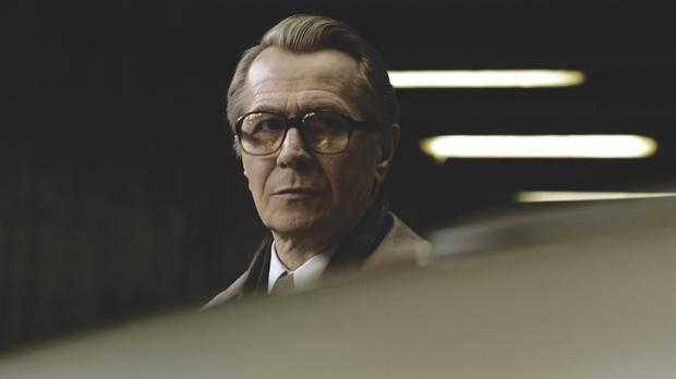 Gary Oldman in Tinker Tailor Soldier Spy.