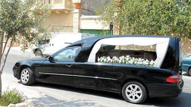 Mr Mintoff's body was taken from his Tarxien home yesterday.