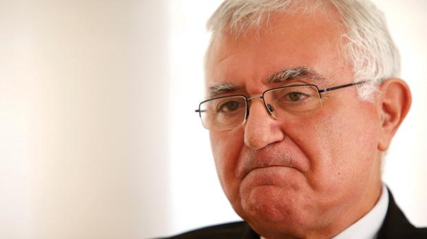 Former Commissioner John Dalli. Photo: Darrin Zammit Lupi