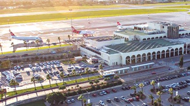 malta has 5th best airport in europe