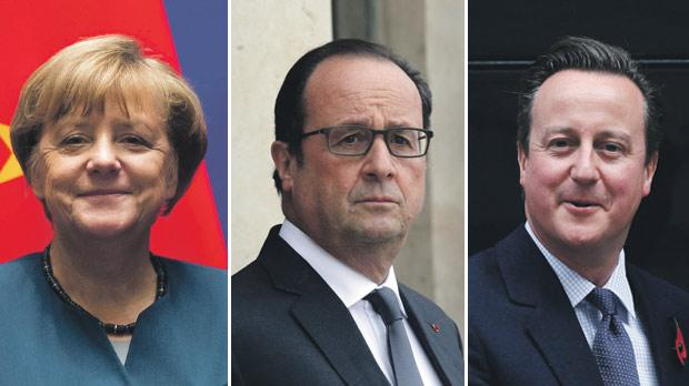 Angela Merkel, François Hollande and David Cameron are among the many EU leaders attending the Valletta Summit on Migration between November 11 and 12.