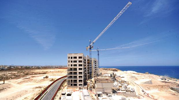 The second phase of the project is expected to be concluded by the end of this year. Photo: Chris Sant Fournier