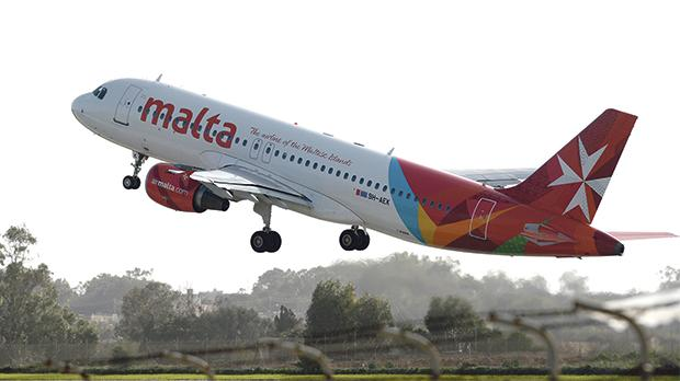 Air Malta has reduced its full-time headcount by 57 since 2013. Photo: Matthew Mirabelli