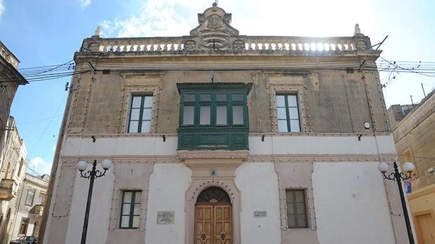 The owner of a two-storey building in Kirkop used by the locality's St Leonard Band Club has won compensation from the State after the European Court of Human Rights found that her rights had been breached. Photo: Matthew Mirabelli