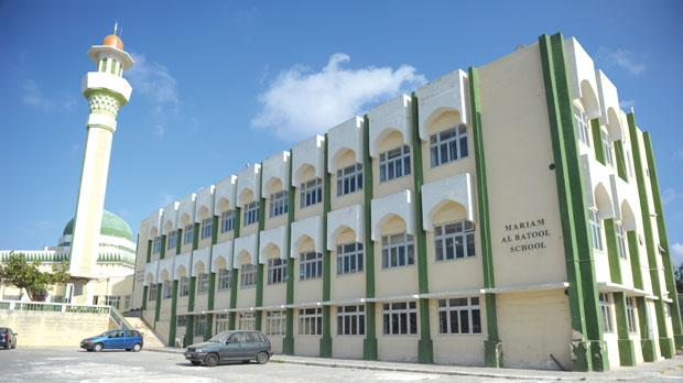 The Islamic school in Paola will be expanding. Photo: Jason Borg