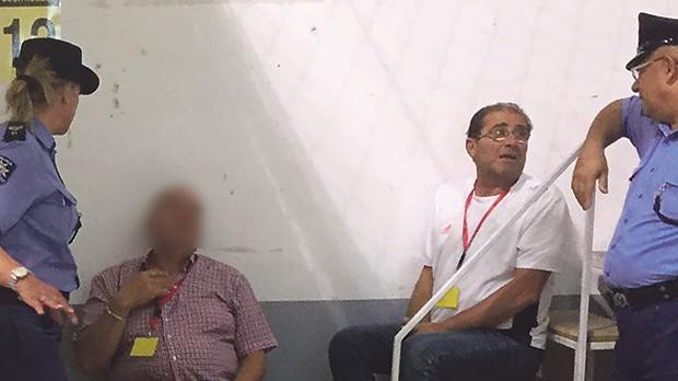 Edward Caruana served as a Labour agent at the Naxxar counting hall last June.