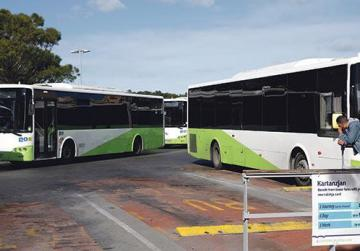 Bus passengers increase by 20 per cent since introduction of card system