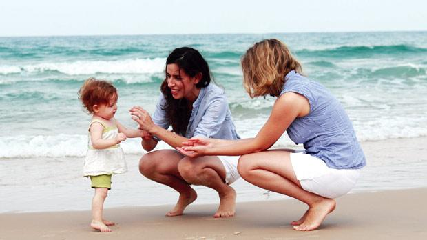 Drachma agrees with gay adoption. Photo:Shutterstock