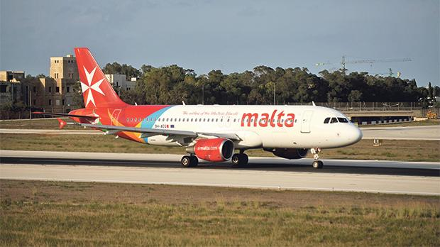 Air Malta employees are anxious to know what the future holds for them as the company tries to recover from years of making losses that almost crippled it. Photo: Chris Sant Fournier