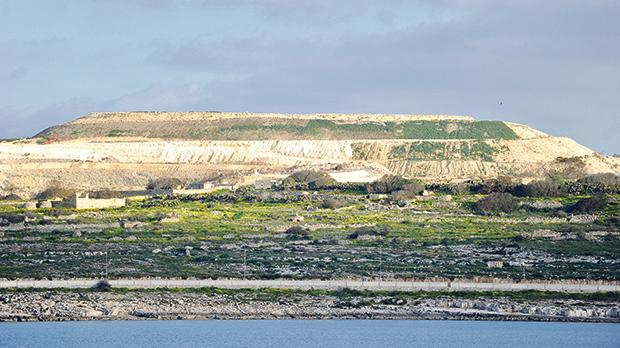 Malta recycles less than 10 per cent of its waste as concerns mount that the Magħtab landfill will reach full capacity in less than two years. Photo: Steve Zammit Lupi