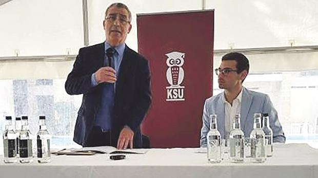 The University Students' Council lambasted the consultation document on the University of Malta Bill in November.