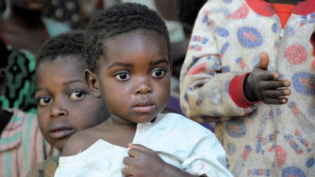 Should African orphans be prevented from being adopted by single people?