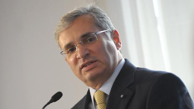Richard Cachia Caruana is facing calls to resign over his handling of Malta's membership of Partnership for Peace.