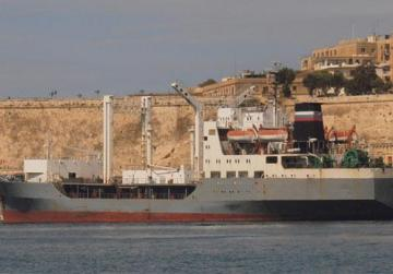 Russian ship clearance withdrawn after US, UK pressure