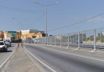 'Typical of Transport Ministry': Birkirkara bypass fence wins few plaudits
