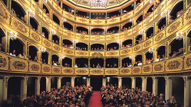 The programme begins at the Manoel Theatre on January 13 with Vivaldi's The Four Seasons. Photo: viewingmalta.com