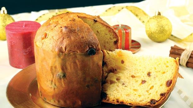 Panettone is Malta's favourite festive treat.
