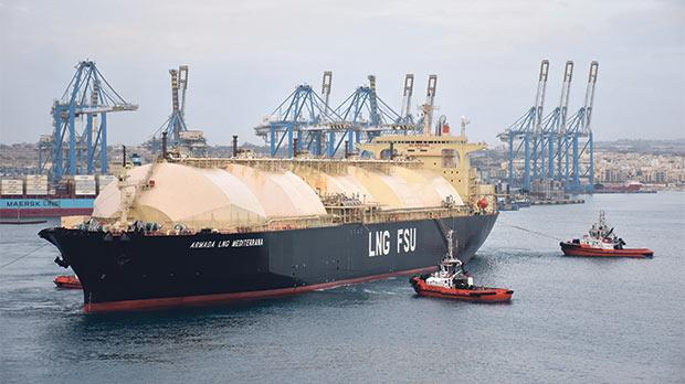 Malta-Sicily gas pipeline 'just plans on a drawing board'