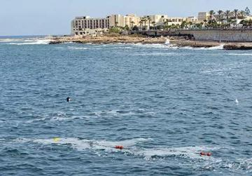 Ariel Brunner, senior environmental policy adviser at Birdlife, pointed to the recent fish farm debacle as something the government should address before 2017. The photo shows a slimy area of the sea in Sliema this summer.