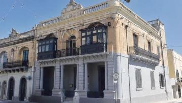 Dar Papa Franġisku in Birkirkara is being transformed into an emergency shelter.