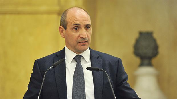 Health Minister Chris Fearne has called on doctors to step up preventive measures. Photo: Chris Sant Fournier