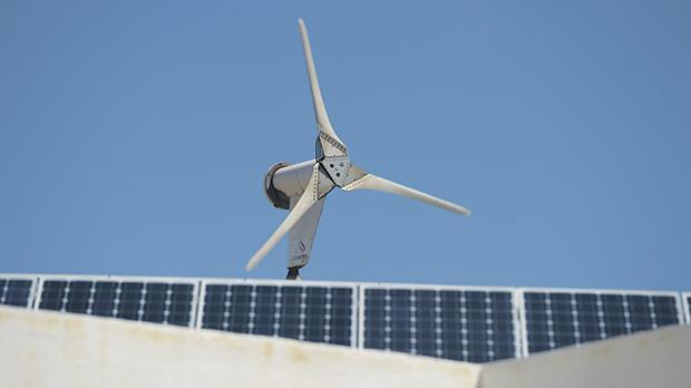 Malta's share of energy from renewable sources is just 4.7 per cent. Photo: Matthew Mirabelli