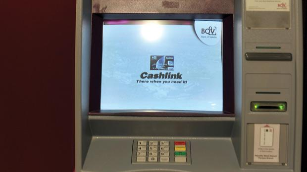 The problem seems to be related to BOV ATMs as HSBC have no touch screen technology yet.
