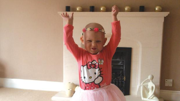 Leah Xuereb is still in a Texas hospital after having surgery for a rare form of cancer.