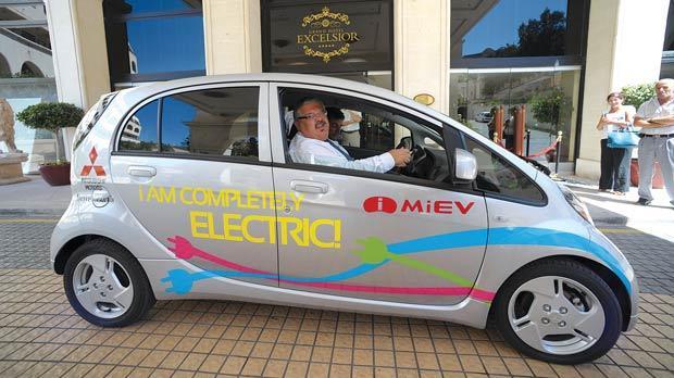 Scheme To Spark Electric Car Sales