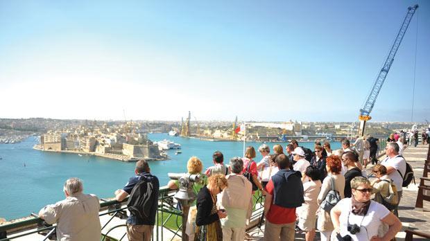 Tourismus Malta