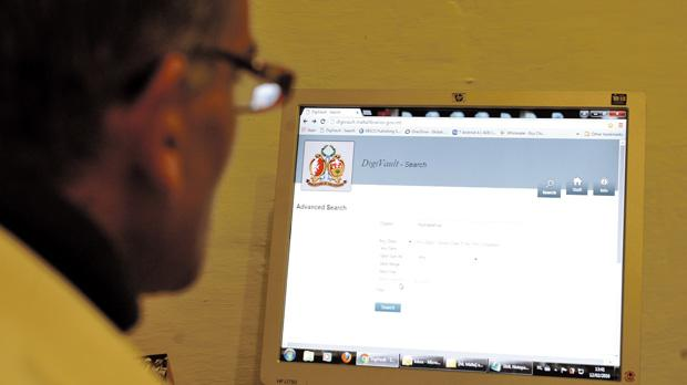 Digital archive at National Library up and running
