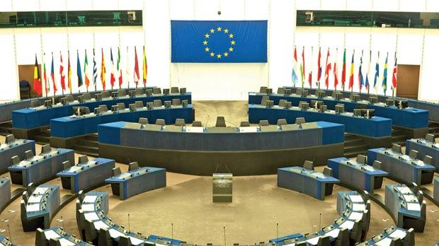 The so-called hemicycle layout is popular across Europe. Photo: Shutterstock