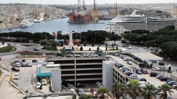 Mcp Car Park Valletta
