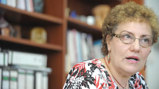 Mary Attard, headmistress of Giovanni Curmi Higher Secondary in Naxxar.