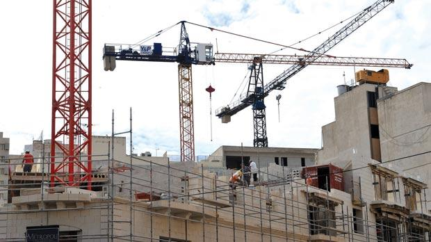 The need to raise more awareness on the certification and main­tenance of tower cranes was discussed at a seminar by the Occupational Health and Safety Authority. Photo: Chris Sant Fournier